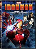 Iron Man: Rise of the Technovore [DVD] [2013] [Region 1] [US Import] [NTSC]