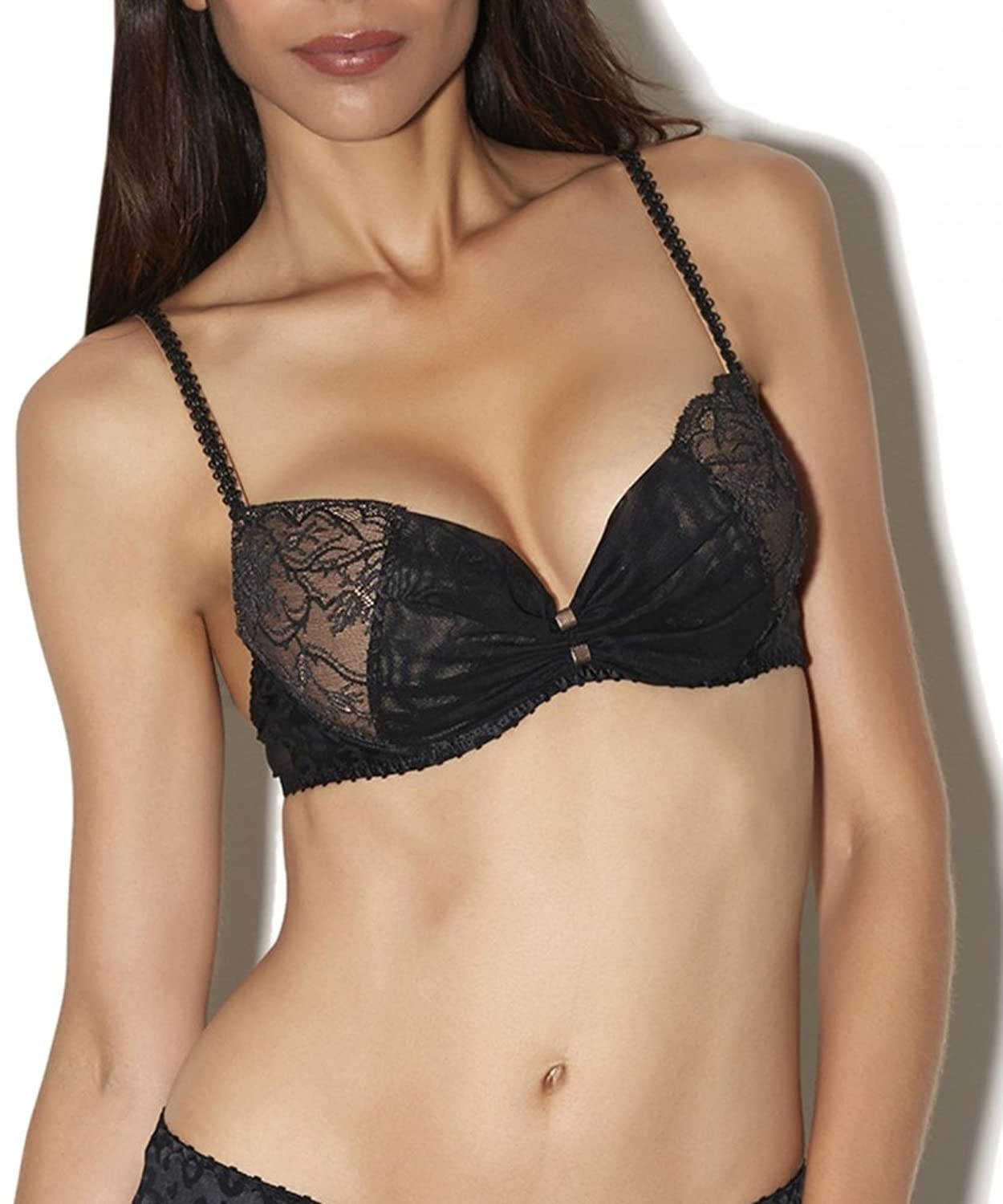 PASSION MEXICAINE Push up Bügel BH von Aubade schwarz