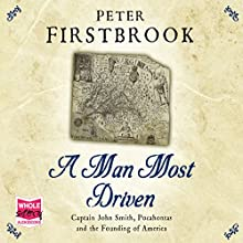 A Man Most Driven (       UNABRIDGED) by Peter Firstbrook Narrated by Barnaby Edwards