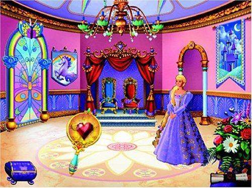 barbie rapunzel computer game free download