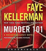 Murder 101 CD: A Decker/Lazarus Novel