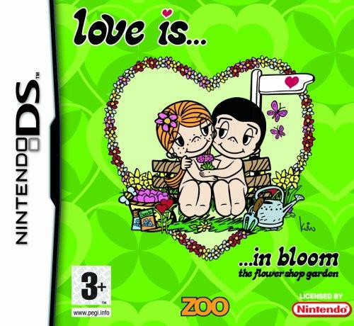 Love is In Bloom The Flower Shop Garden (Nintendo DS)
