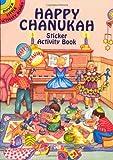 Happy Chanukah Sticker Activity Book (Dover Little Activity Books)