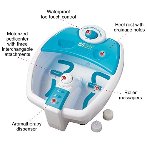 Hot Spa Ultimate Foot Bath #61360