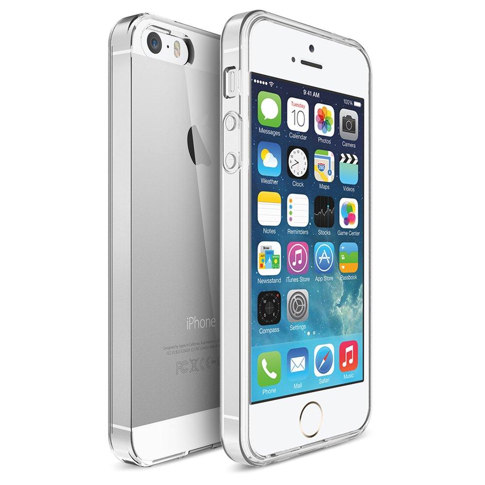 Trianium iPhone SE Clear Cushion