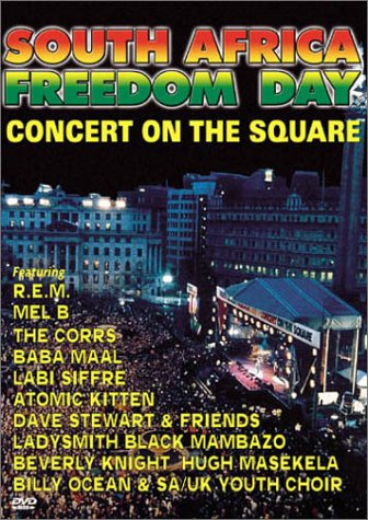 South Africa Freedom Day: Concert on the Square