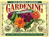 img - for The Old Farmer's Almanac 2015 Gardening Calendar book / textbook / text book