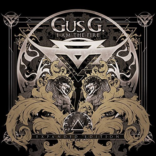 I Am The Fire - Expanded Edition (Bonus One DVD) by Gus G