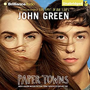 Paper Towns Audiobook