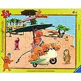 Ravensburger Puzzle 06142 - dragón Coco y sus amigos, 33 partes