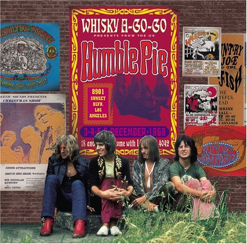 Humble Pie - Live At The Whisky A Go Go