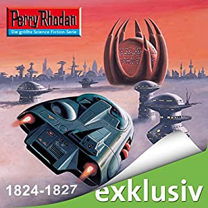 Edition Thoregon: Perry Rhodan 1824-1827 Hörbuch