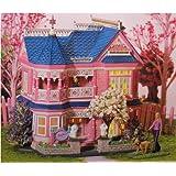 Dept 56 Barbie Dream House