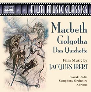 Film Music Classics: Macbeth / Golgotha