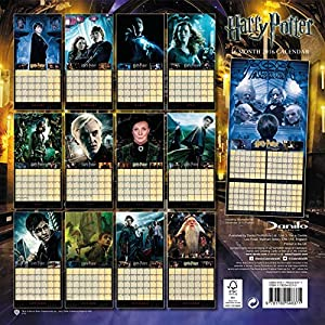 The Official Harry Potter 2016 Square Calendar (Calendar 2016)