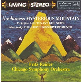 Mysterious Mountain, Op. 132 (Symphony No. 2): Double Fugue:: Allegro vivo