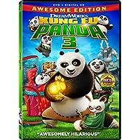 20th Century Fox Kung Fu Panda 3: Awesome Edition on DVD