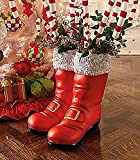 OVERSIZED SANTA BOOTS (RED)