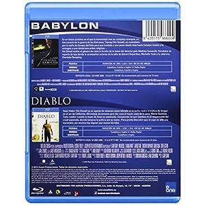Pack: Babylon + Diablo (Blu-Ray) (Import) (2014) Vin Diesel; Mathieu Kassovi