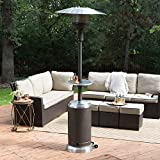 Red-Ember-Red-Ember-Mocha-Stainless-Steel-Commercial-Patio-Heater-with-Table-Silver