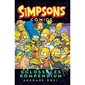 Simpsons Comics Kolossales Kompendium: Bd. 3
