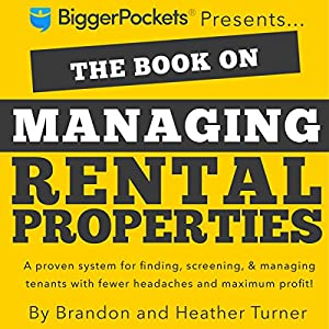 The Book on Managing Rental Properties Audiobook