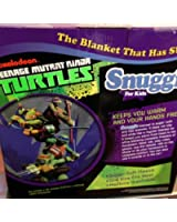 Teenage Mutant Ninja Turtles TMNT Snuggie for Kids