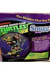Teenage Mutant Ninja Turtles TMNT Snuggie for Kids