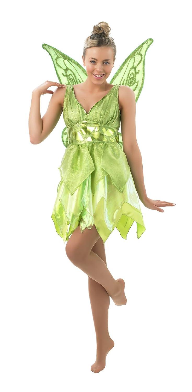 Tinkerbell kostüm - tinkerbell kost m - einebinsenweisheit