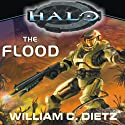 Halo: The Flood Audiobook by William C. Dietz Narrated by Todd McLaren