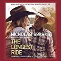 The Longest Ride Audiobook by Nicholas Sparks Narrated by Ron McLarty, January LaVoy