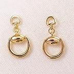 Horse Bit Earrings