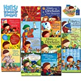 Harry And The Bucketful Of Dinosaurs Stories Collection 14 Books Set Pack in Ziplock Bag