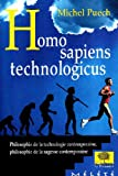 img - for homo sapiens technologicus book / textbook / text book