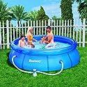 Bestway 57109GS - Fast Set Pool 305 x 76 cm mit Pumpe