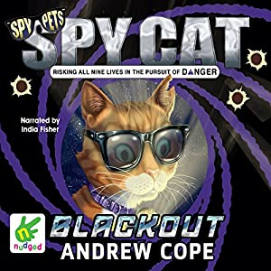 Spy Cat: Blackout Audiobook