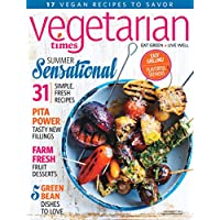 1-Year (9 issues) of Vegetarian Times Magazine Subscription