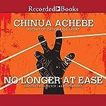 No Longer at Ease | Chinua Achebe