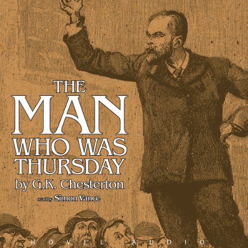 The transformation of gabriel syme in the man who was thursday a novel by g k chesterton