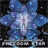 Freedom Star ~ Magic Sound Fabric