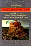 img - for The Legends of the Jews: Index to Volumes 1 through 6 (Volume 7) book / textbook / text book