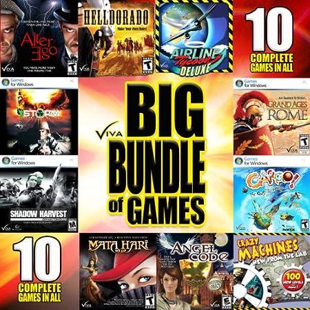 Viva Big Bundle of Games