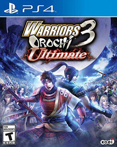 Warriors Orochi 3 Ultimate - PlayStation 4 (Warriors Orochi 3 Ps3 compare prices)