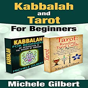 Kabbalah and Tarot for Beginners Box Set Hörbuch