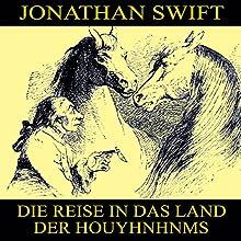 Die Reise in das Land der Houyhnhnms Hörbuch von Jonathan Swift Gesprochen von: Karlheinz Gabor