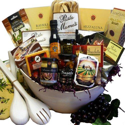 A Taste of Tuscany Premium Gourmet Food Italian Meal Gift Basket