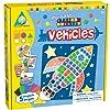 My First Sticky Mosaics® Vehicles
