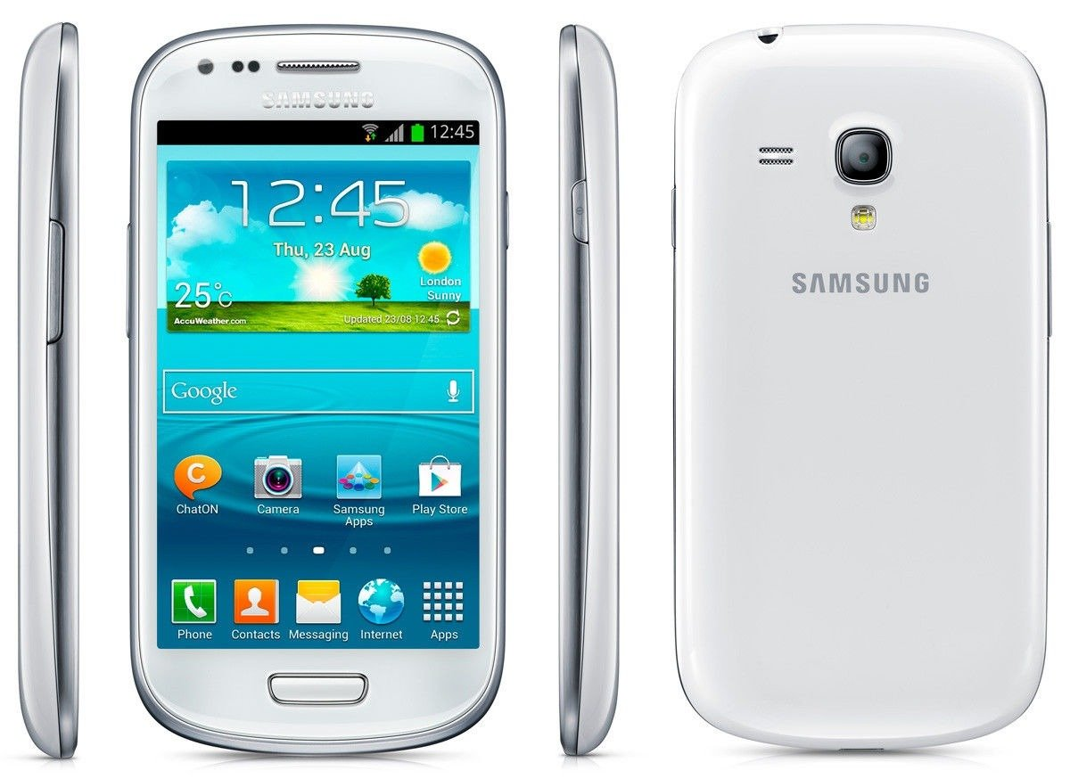 Samsung Galaxy S III S3 SGH-T999 T-Mobile 16GB GSM WiFi Android Smartphone - White