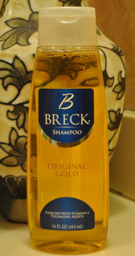 Amazon Com Breck Shampoo Original Gold 1 14 Ounce