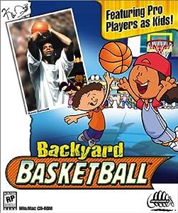 611R5Y22D0L._SY300_ Backyard Basketball Ps2